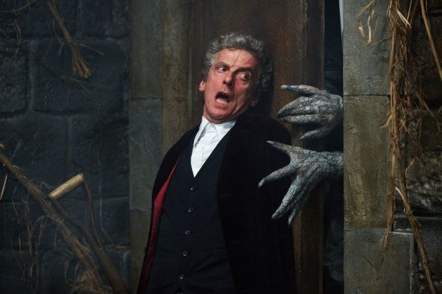 Doctor Who - HEAVEN SENT (By Steven Moffat) (No. 11) - Doctor Who (PETER CAPALDI) - (C) BBC - Photographer: Simon Ridgway