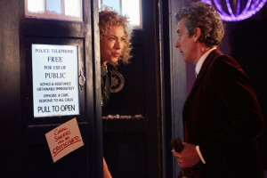 Doctor Who - TX: 25/12/2015 - Episode: n/a (No. n/a) - Picture Shows: Doctor Who (PETER CAPALDI) - (C) BBC - Photographer: Simon Ridgway