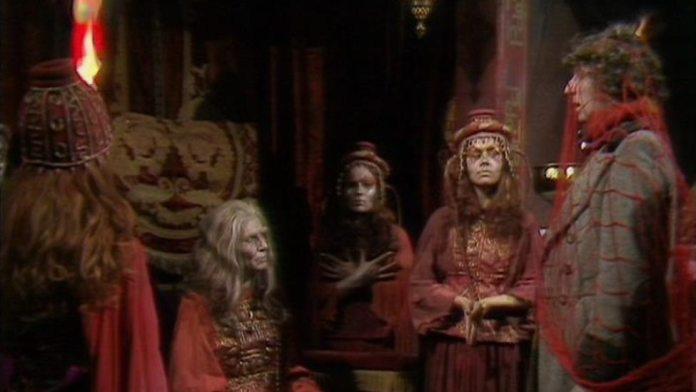 Doctor Who - The Brain of Morbius (c) BBC