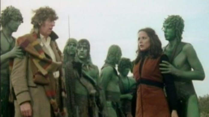 Doctor Who - The Power of the Kroll (c) BBC