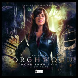Torchwood: More Than This Cover