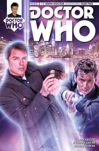 TITAN COMICS – DOCTOR WHO: THE TENTH DOCTOR #2.6 – COVER B by Will Brooks