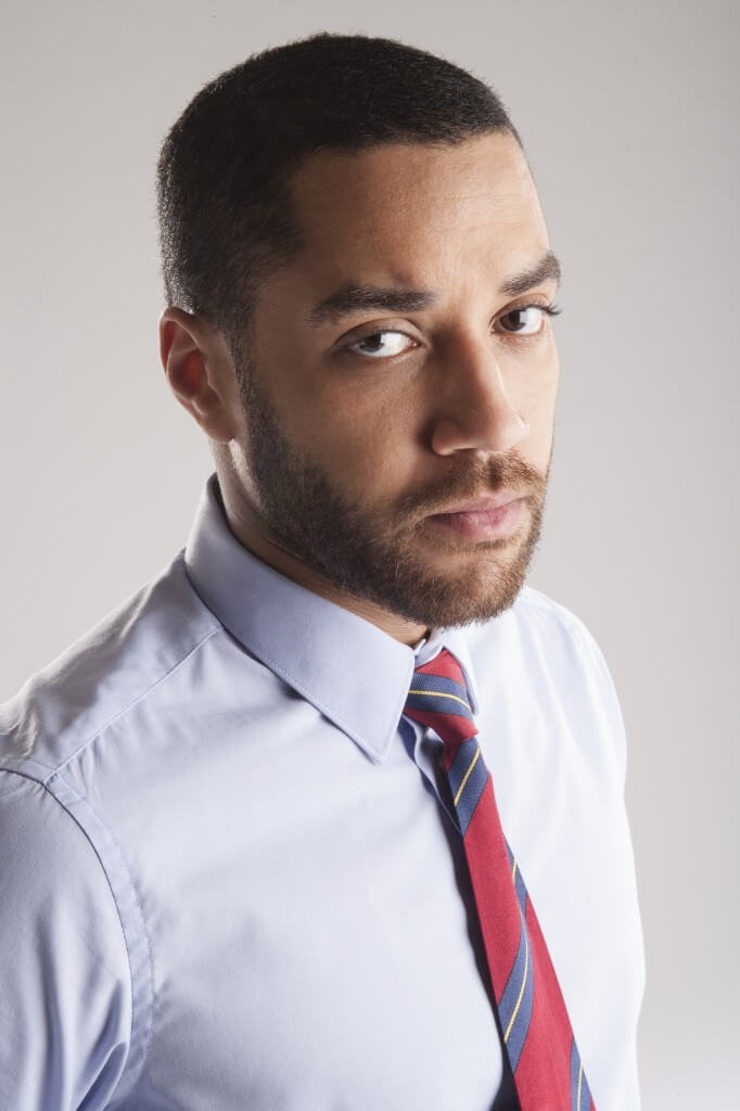 Doctor Who - Series 8 - Ep 2 - Picture Shows: Samuel Anderson as Danny Pink - (c) BBC - Photo by Adrian Rogers