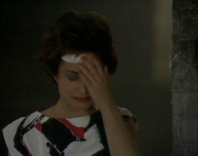 Tegan (Janet Fielding) -Doctor Who - Resurrection of the Daleks
