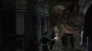 Doctor Who - Invasion of the Dinosaurs