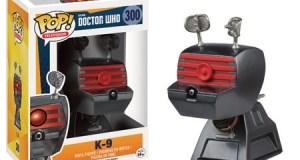 Doctor Who Pop! Vinyl Figures - K-9