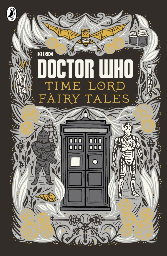 Doctor Who - Time Lord Fair Tales Front Cover - Penguin Books