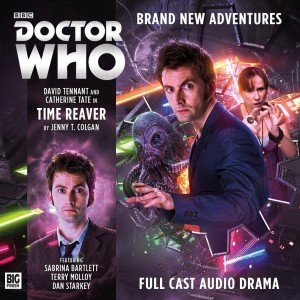 Big Finish - Doctor Who: The Tenth Doctor Adventures - Time Reaver