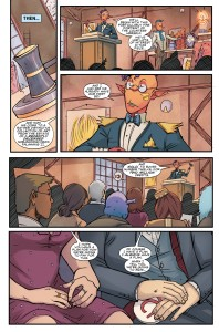 Doctor Who: The Eighth Doctor #4 - Preview 1 (c) Titan Comics