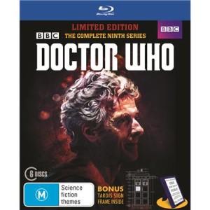 The Complete Series Nine Blu-ray - Australia (c)  BBC