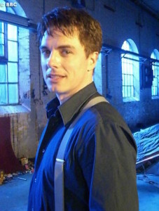 John Barrowman as Captain Jack Harkness - Doctor Who (c) BBC