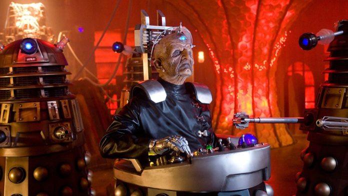 Davros - Doctor Who - Stolen Earth (c) BBC