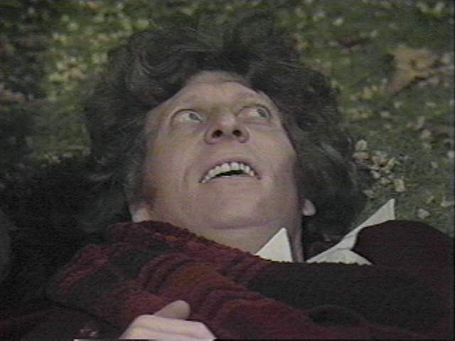 The Fourth Doctor  - Logopolis - Doctor Who (c) BBC