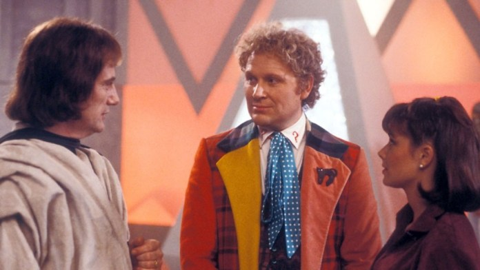 Doctor Who -Timelash (c) BBC