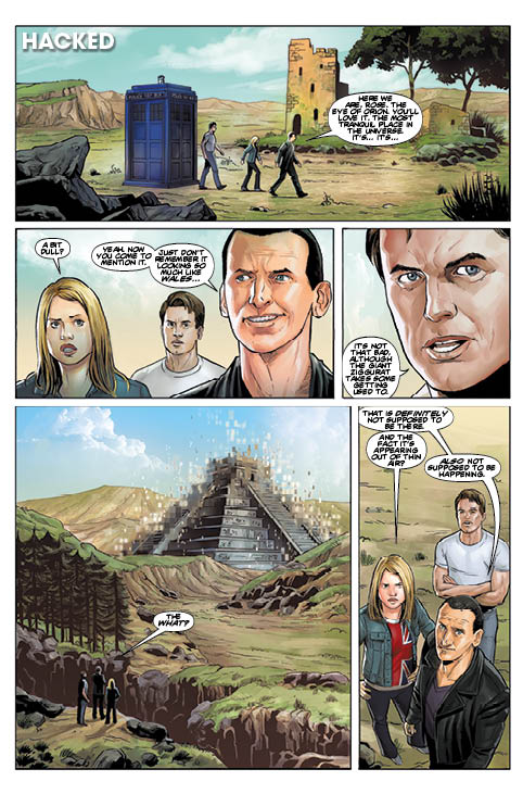 9th Doctor Preview Page