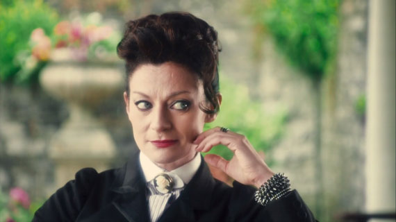 Missy (Michelle Gomez) - Doctor Who (c) BBC
