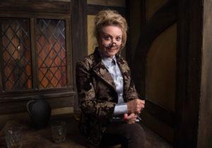 A Midsummer Night's Dream - Mistress Quince (ELAINE PAIGE) - (C) BBC - Photographer: Des Willie