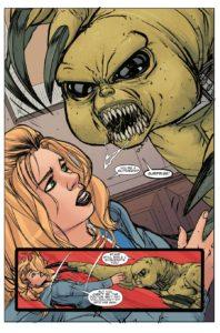 TITAN COMICS - NINTH DOCTOR #2 - Preview 1