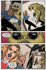 TITAN COMICS - NINTH DOCTOR #2 - Preview 2