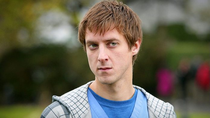 Rory Williams (Arthur Darvill) - Doctor Who - The Eleventh Hour (c) BBC
