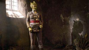Alaya (Neve McIntosh) - Doctor Who - The Hungry Earth (c) BBC