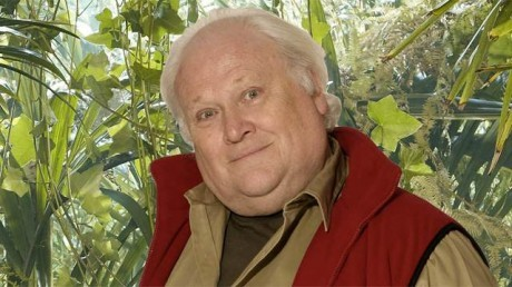 Colin Baker in I'm a Celebrity