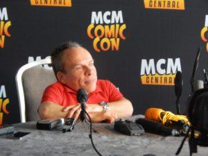 Warwick Davis - MCM Comic Con London - June 2016 - Photo Credit Daniel Rice