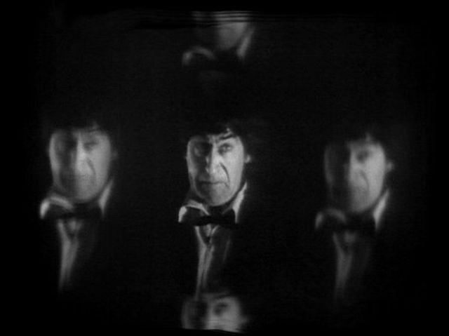 The Second Doctor (Patrick Troughton) Regenerates (c) BBC