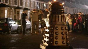 Daleks - Doctor Who - The Stolen Earth (c) BBC