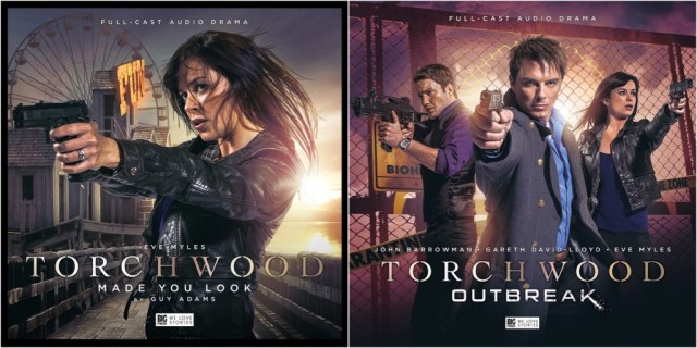 Torchwood - Mad You Look & Outbreak - Big Finish