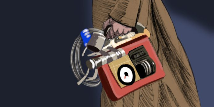 Timey Wimey Detector by Lucy Crewe