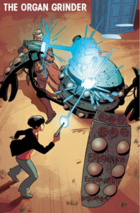 DOCTOR WHO: THE ELEVENTH DOCTOR #2.11 - Preview 2