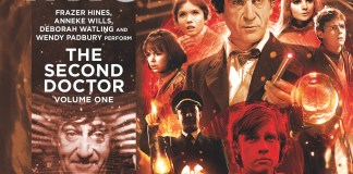 Big Finish - Doctor Who -The Second Doctor - Volume 1