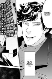 TITAN COMICS SHERLOCK #2 PREVIEW 3