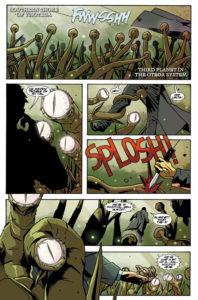 TITAN COMICS TORCHWOOD #1 - PREVIEW