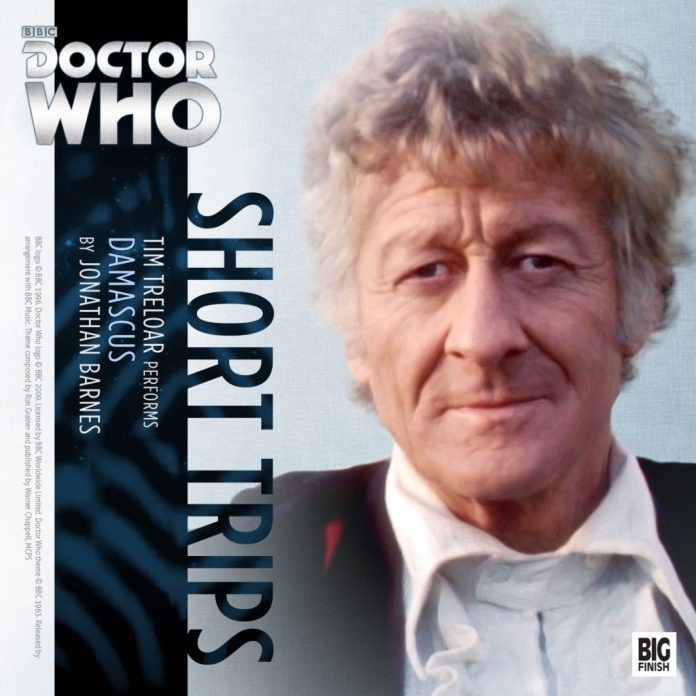DOCTOR WHO - SHORT TRIPS - DAMASCUS by Jonathan Barnes