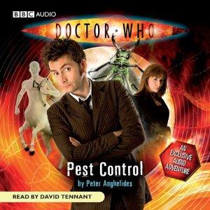 Doctor Who Audio - Pest Control (c) BBC