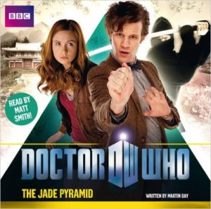 Doctor Who: The Jade Pyramid by Martin Day