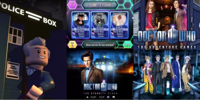 Doctor Who Video Games