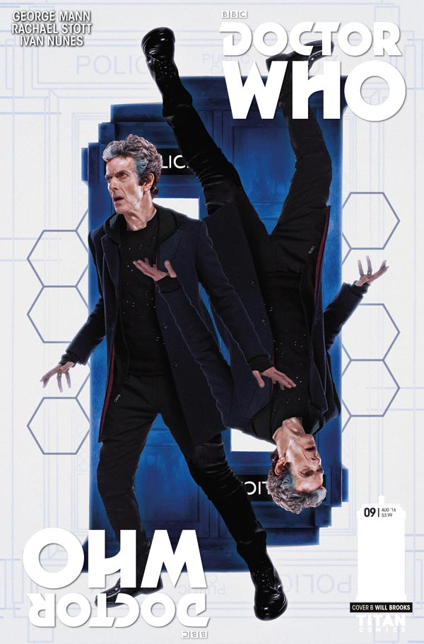 Titan Comics - Doctor Who: Twelfth Doctor #2.9 Cover B: Photo – Will Brooks