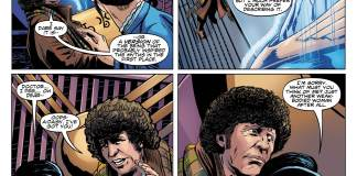 Titan Comics Doctor Who: Fourth Doctor #5 Preview 1