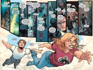 TITAN COMICS NINTH DOCTOR #5 PREVIEW 2