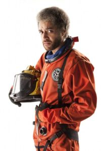 Doctor Who - S8E4- Listen - Samuel Anderson as Orson Pink - (c) BBC - Photo - Adrian Rogers