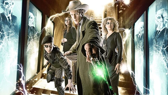 Doctor Who - The Wedding of River Song (c) BBC