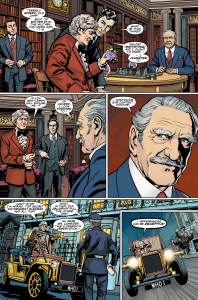 DOCTOR WHO: THIRD DOCTOR #1 PREVIEW 2