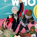 DOCTOR WHO THE THIRD DOCTOR #5 COVER COVER E BY MARC ELLERBY