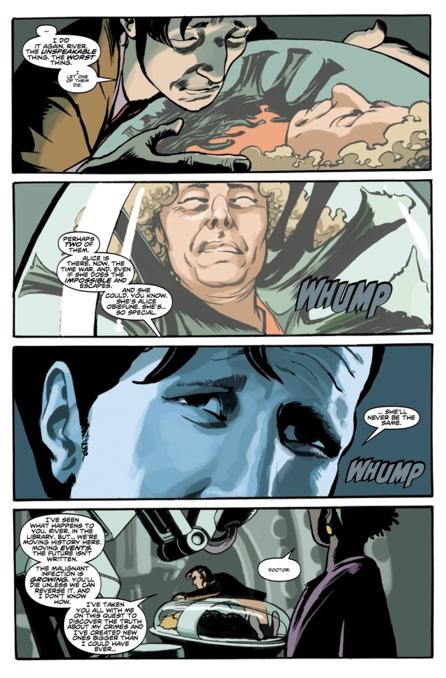 Titan Comics Doctor Who: Eleventh Doctor #2.13 Preview 2