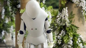 Handbot - Doctor Who - The Girl Who Waited (C) BBC