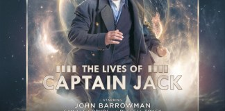 BIG FINISH - THE LIVES OF CAPTAIN JACK - SLIPCASE
