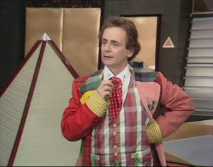 Sylvester McCoy - Doctor Who - Time and the Rani